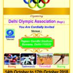 Delhi Olympic Games 2018